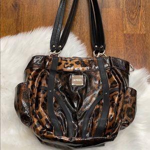 Miche Animal Print Large Shoulder Bag